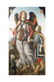 Tobias and the Archangel Raphael Giclee Print by Francesco Botticini