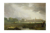 Windsor from Eton Giclee Print by Sir Augustus Wall Callcott