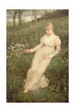 Springtime Giclee Print by George Henry Boughton
