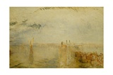 Returning from the Ball (St. Martha) C.1846 Giclee Print by J. M. W. Turner