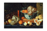 Still Life of Fruit Giclee Print by Jan Pauwel the Elder Gillemans
