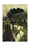 A Lincolnshire Stream, 1882 Giclee Print by Joseph Crawhall