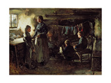 Hope, 1883 Giclee Print by Frank Holl