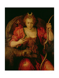 Diana, C.1560 Giclee Print by Frans Floris
