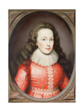 Portrait of a Lady Called Alathea, Countess of Arundel, 1619 Giclee Print by Cornelius I Janssens van Ceulen