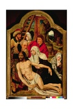 Descent from the Cross Giclee Print by  Master of the Holy Blood