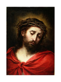 Ecce Homo, or Suffering Christ, 1660-70 Giclee Print by Bartolome Esteban Murillo
