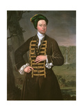Portrait of Richard Wingfield (1697-1751), Viscount Powerscourt Giclee Print by Anthony Lee