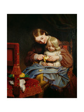 Convalescent Giclee Print by Charles West Cope