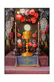 The Eucharist Giclee Print by Jan Van, The Elder Kessel