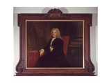 Portrait of Thomas Emerson (D.1745), a Governor of the Foundling Hospital, 1731 Giclee Print by Joseph Highmore