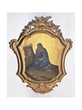 The Virgin Mourning Giclée-tryk af Lorenzo Monaco