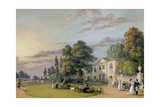 Tea at Englefield Green Giclee Print by Paul Sandby
