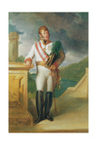 Charles-Philippe (1771-1820) Prince of Schwartzenberg Giclee Print by Francois Pascal Simon, Baron Gerard