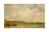 Yarmouth Jetty Giclee Print by John Constable
