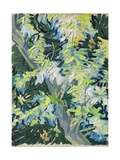 Acacia in Flower Giclee Print by Vincent van Gogh