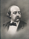 Gustave Flaubert (1821-1880) Photographic Print by  Nadar