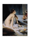 The White Slave, 1888 Giclee Print by Jean Jules Antoine Lecomte du Nouy
