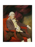 Portrait of William Fairlie of Fairlie Giclee Print by Sir Henry Raeburn