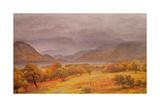 Ullswater Giclee Print by John Glover