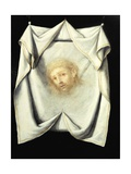 The Holy Face Giclee Print by Francisco de Zurbarán