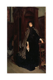In Church, 1865 Giclee Print by James Tissot