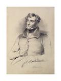 Thomas Henry Shadwell Clerke (1792-1849) Giclee Print by Eden Upton Eddis