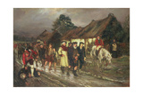 End of the '45 Giclee Print by William Brassey Hole