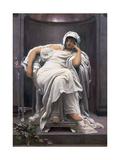 Fatidica, C.1893-94 Giclée-Druck von Frederick Leighton