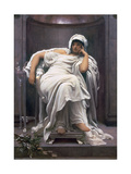 Fatidica, C.1893-94 Giclee Print by Frederick Leighton