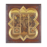 Apparition of St. Francis to His Followers Giclee Print by Taddeo Gaddi
