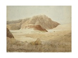 Rock of Little Tibet, 1833-39 Giclee Print by Godfrey Thomas Vigne