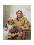 The 1st of May Giclee Print by Edwin Thomas Roberts