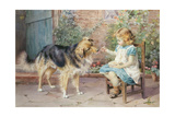 Turn About - Fair Play Giclee Print by Agnes Gardner King