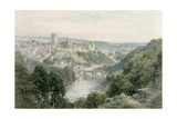 Richmond, Yorkshire Giclee Print by Henry Sutton Palmer