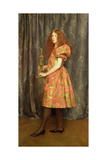 The Heir to All the Ages, C.1897 Giclee Print by Thomas Cooper Gotch