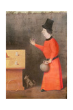 The Conjuror, Detail Giclee Print by Hieronymus Bosch
