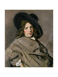 Portrait of an Unknown Man, 1660-63 Giclee Print by Frans Hals