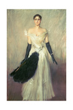 Portrait of a Lady, 1889 Giclee Print by Giovanni Boldini