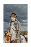 Napoleon in 1814 (After Meissonier) Giclee Print by William Gersham Collingwood