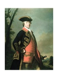 Viscount Maywerd of Much Eaton Giclee Print by Thomas Hudson