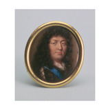 Portrait of Louis XIV, King of France Giclee Print by Jean the Elder Petitot