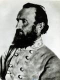 Portrait of Thomas J. 'stonewall' Jackson Photographic Print
