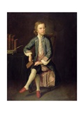 Portrait of Thomas Gray (1716-71) C.1731 Giclee Print by Arthur Pond
