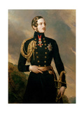 Prince Albert, the Prince Consort (1819-61) Giclee Print by Franz Xaver Winterhalter