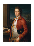 Sir William Fitzherbert (1748-91), Gentleman-Usher to King George III, 1768 Giclee Print by Pompeo Batoni