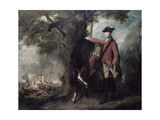 Cornet Nehemiah Winter, 11th Dragoons, 1759 Giclee Print by Sir Joshua Reynolds