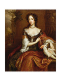 Mary of Modena (1658-1718), C.1685 Giclee Print by William Wissing
