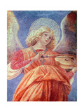 Musical Angel with Violin Giclee Print by Melozzo Da Forli