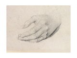 Hand, Early 19th Century Giclee Print by  Queen Victoria
